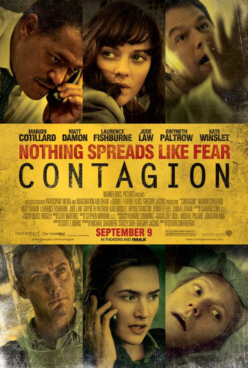 Contagion, or, Why Bookish Narratives Don&#039;t Make for &quot;Good&quot; Films