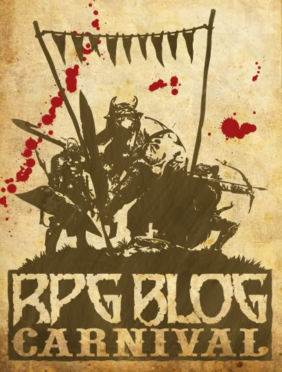February RPG Blog Carnival: How and Where I Write and/or Game Prep