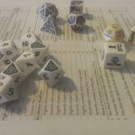#RPGaDay 9: Favorite Dice Set(s)