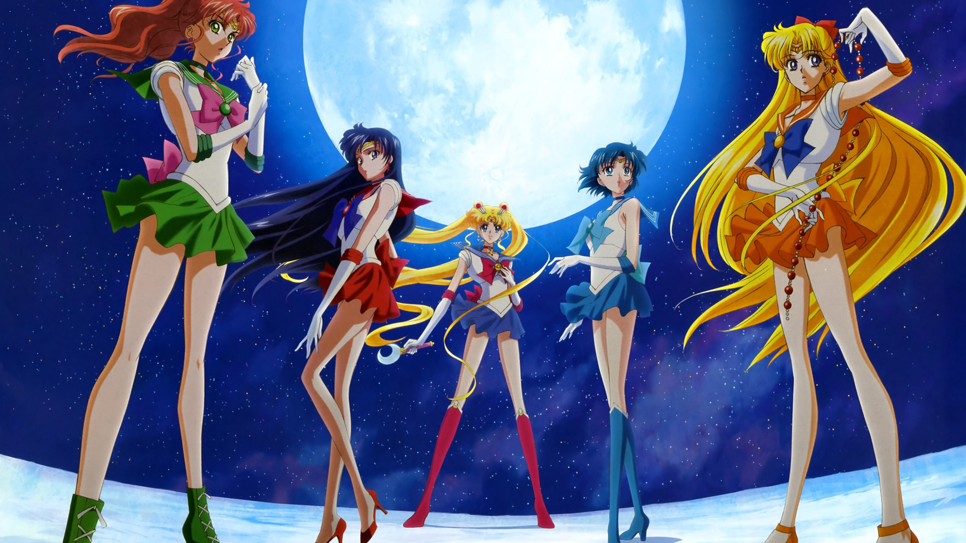 Moon Pride! A Sailor Moon RPG is Found!