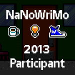 10 Lessons Learned from NaNoWriMo 2013