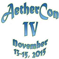 Aethercon IV Panel: Giants in Space (Nov 15th, 2015)