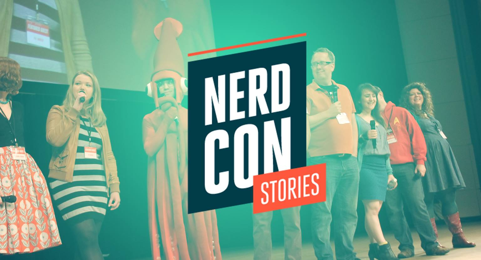 Find Me at #NerdConStories